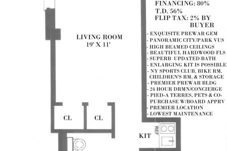 0 Bed at 120 Riverside Blvd Unit 1510