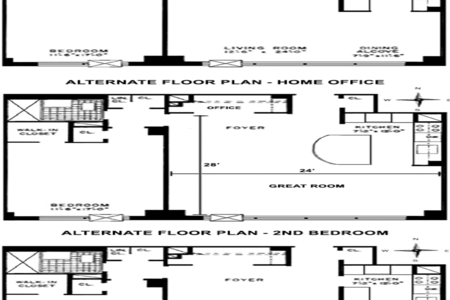 1 Bed at 120 Riverside Blvd Unit 15M