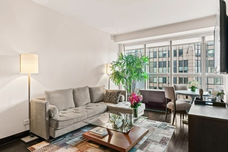 1 Bed at 120 Riverside Blvd Unit 58F
