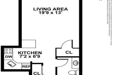 0 Bed at 120 Riverside Blvd Unit 5G