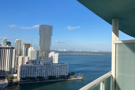 1 Bed at 120 Riverside Blvd Unit 2810