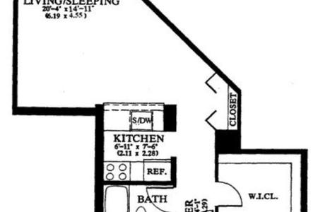 0 Bed at 120 Riverside Blvd Unit 3FF