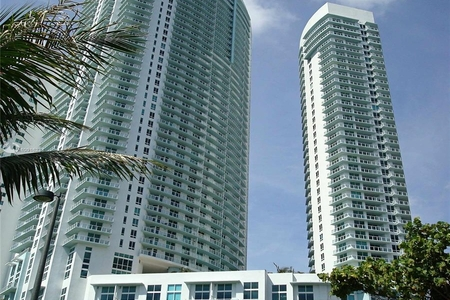 1 Bed at 120 Riverside Blvd Unit 3919