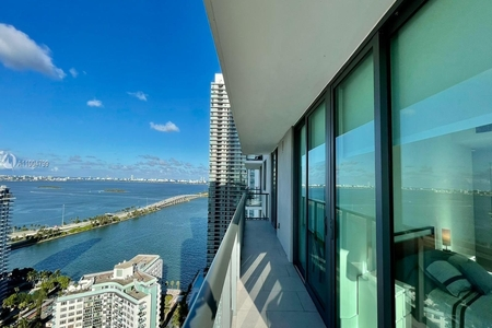 2 Bed at 120 Riverside Blvd Unit 2910