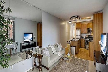 1 Bed at 120 Riverside Blvd Unit 9D