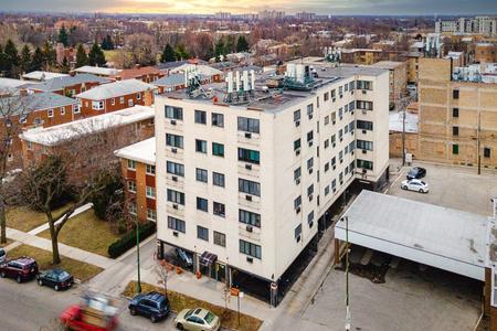 1 Bed at 120 Riverside Blvd Unit 5C
