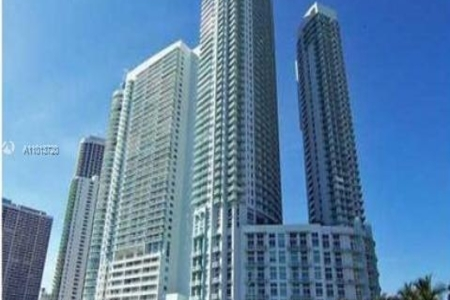 2 Bed at 120 Riverside Blvd Unit 2411