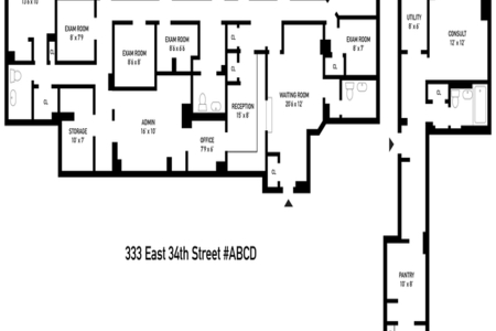 0 Bed at 120 Riverside Blvd Unit ABCD