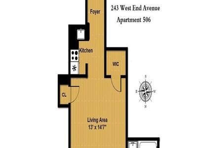 0 Bed at 120 Riverside Blvd Unit 506