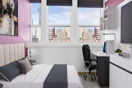 1 Bed at 120 Riverside Blvd Unit 511