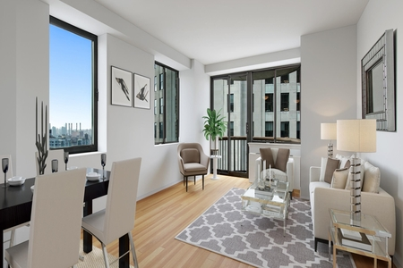 2 Bed at 120 Riverside Blvd Unit 27C
