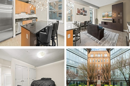 1 Bed at 120 Riverside Blvd Unit 424