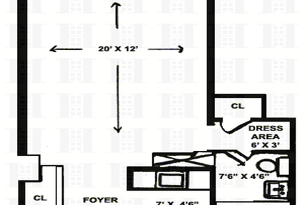 0 Bed at 120 Riverside Blvd Unit 2W