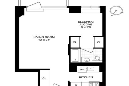 0 Bed at 120 Riverside Blvd Unit 7E