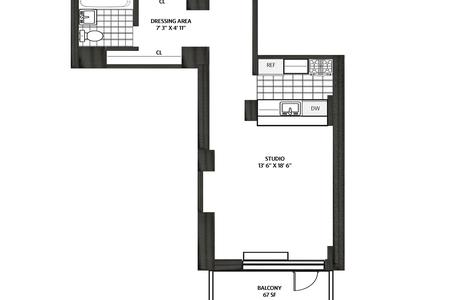 0 Bed at 120 Riverside Blvd Unit 8C