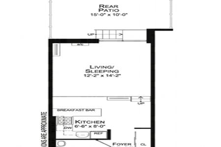 0 Bed at 120 Riverside Blvd Unit 102
