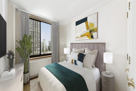 1 Bed at 120 Riverside Blvd Unit 12A