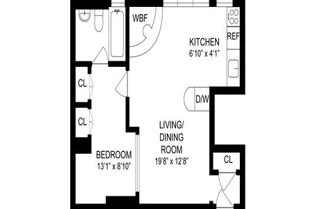 0 Bed at 120 Riverside Blvd Unit 13R
