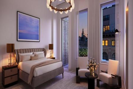 1 Bed at 120 Riverside Blvd Unit 3C