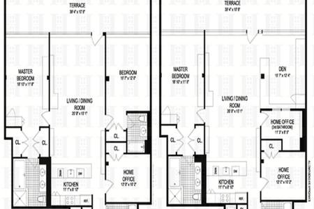 3 Bed at 120 Riverside Blvd Unit PHG