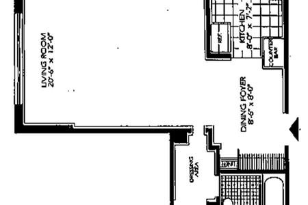 0 Bed at 120 Riverside Blvd Unit 9N