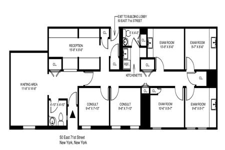 0 Bed at 120 Riverside Blvd Unit GFMED
