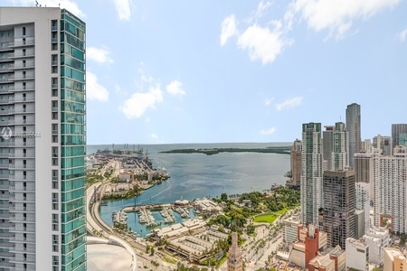 1 Bed at 120 Riverside Blvd Unit 4205