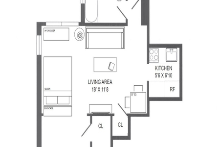 0 Bed at 120 Riverside Blvd Unit 3L
