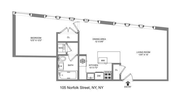 6932, New York, NY, 10002 - Photo 1