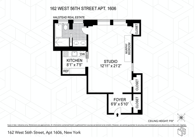 3864, New York City, NY, 10019 - Photo 1