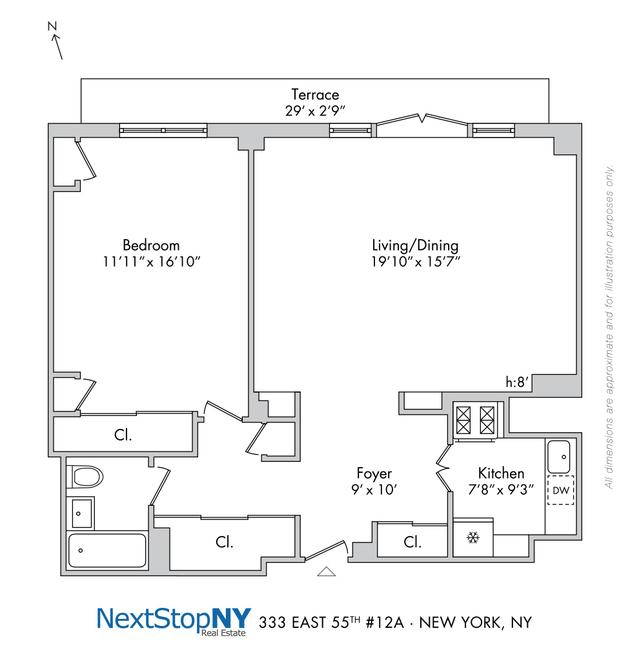 4493, New York City, NY, 10022 - Photo 2