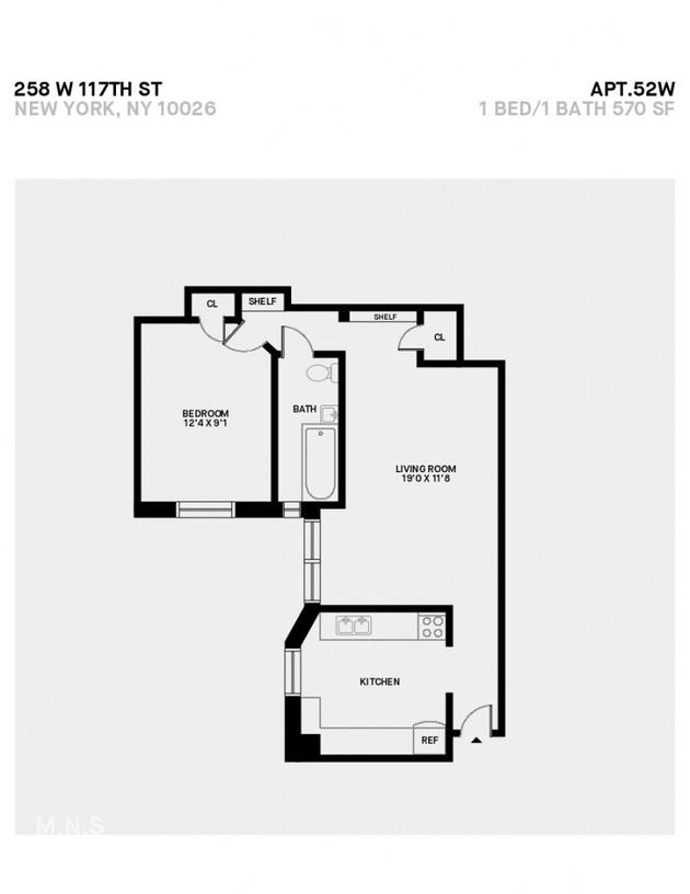 10000000, New York, NY, 10026 - Photo 1