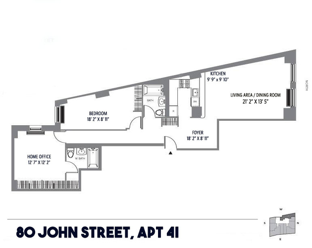 80 John St, New York, NY, 10038 - Photo 2