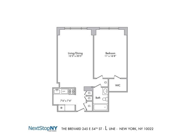 245 E 54th St, New York City, NY, 10022 - Photo 1