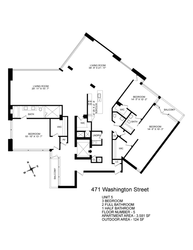 1 Bedroom At 331 East Houston Street Posted By Kandey Elliott For