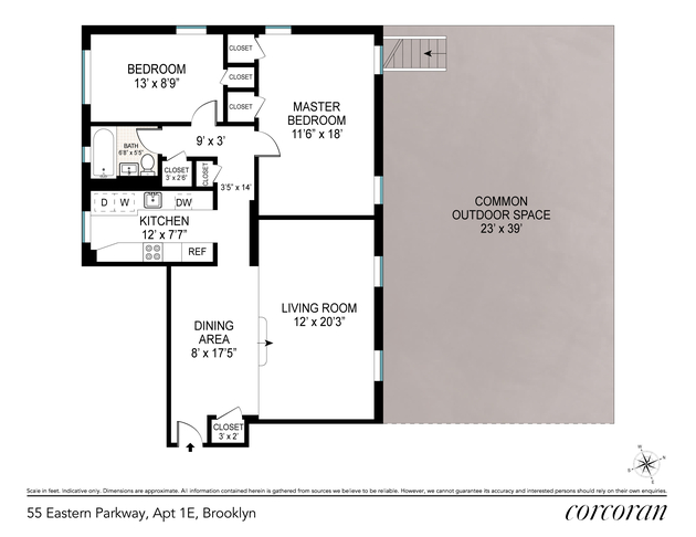 4691, Brooklyn, NY, 11238 - Photo 2