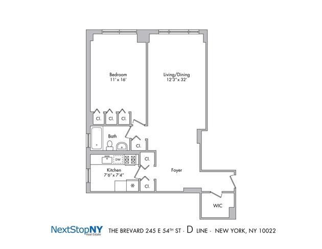 4752, New York City, NY, 10022 - Photo 2
