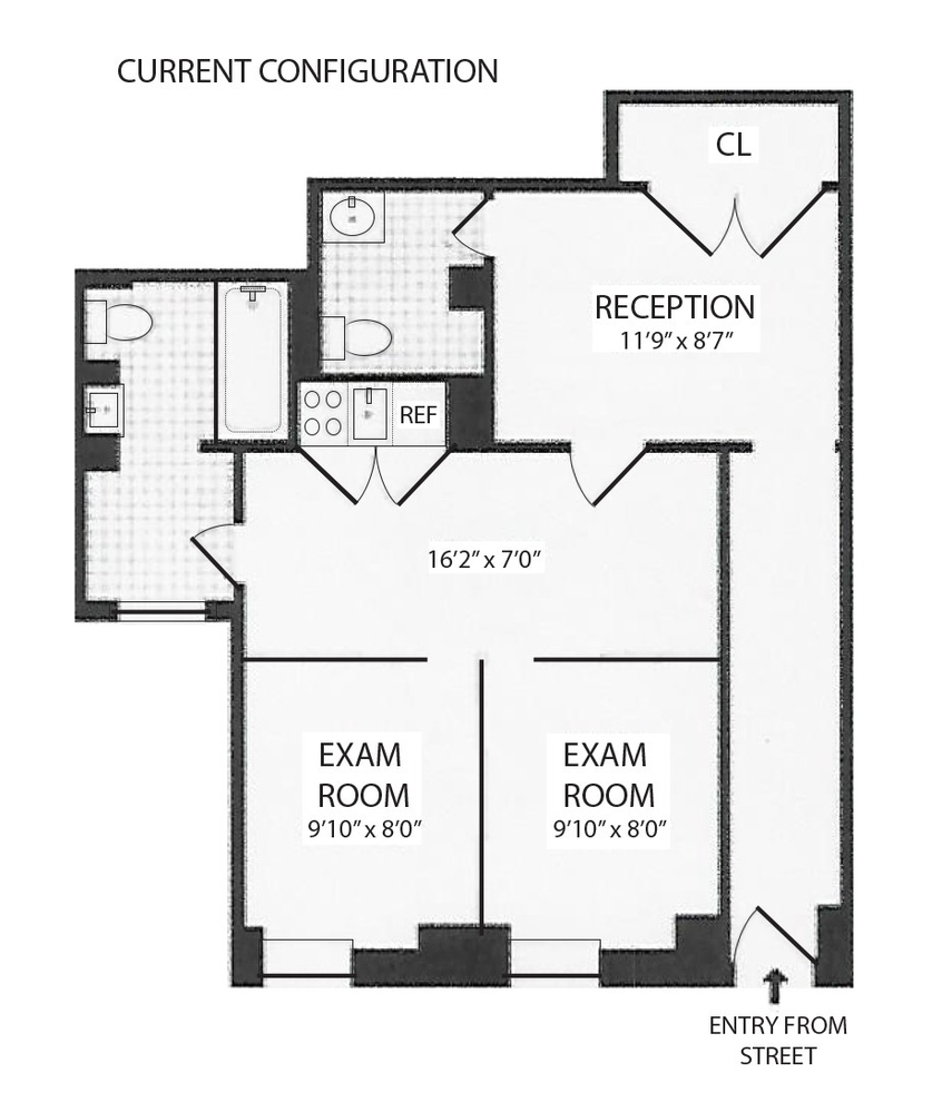 Unit 1J at 15 West 84th Street, New York, NY 10024