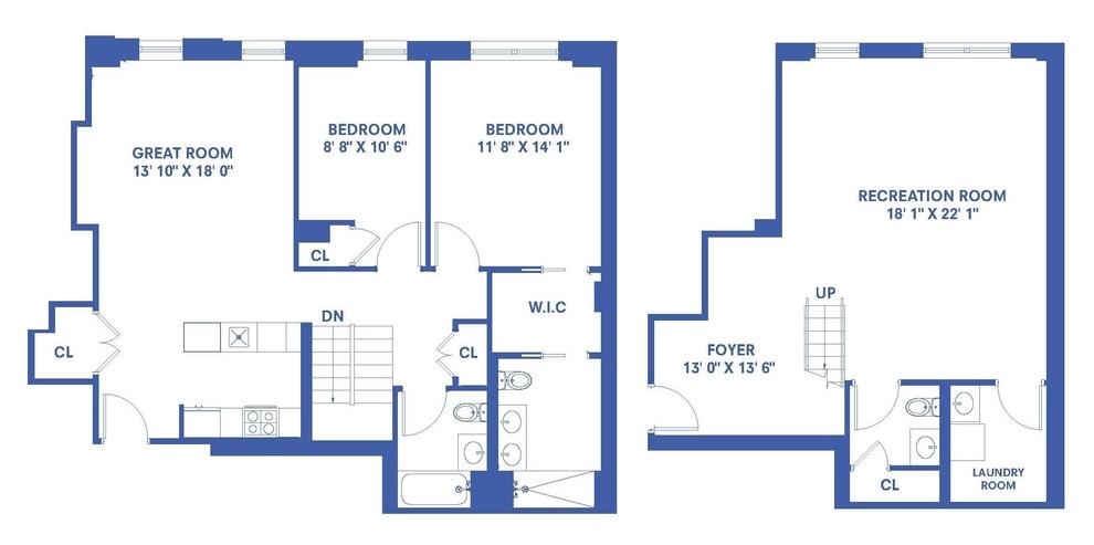 Unit 1B at 906 Prospect Place, Brooklyn, NY 11213
