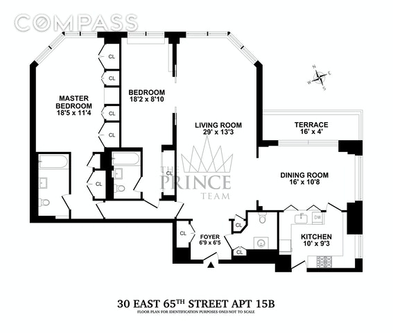 Unit 15B at 30 East 65th Street, New York, NY 10065