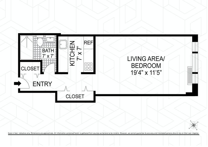 Unit 6E at 417 East 90th Street, New York, NY 10128