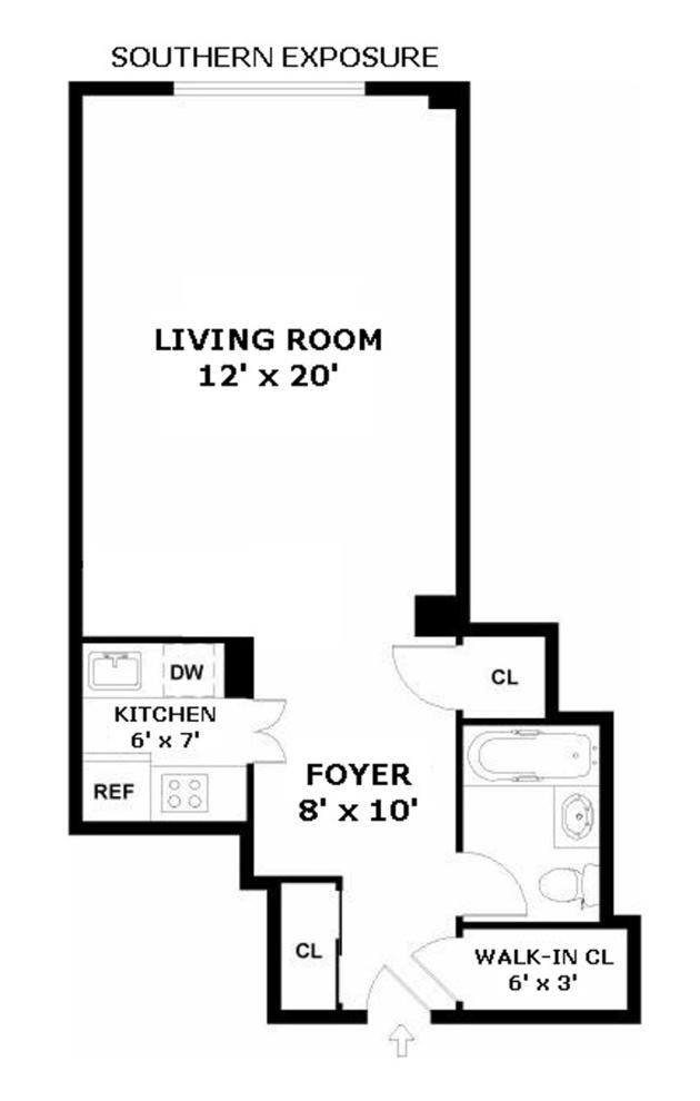 Unit 2D at 435 East 77th Street, New York, NY 10075