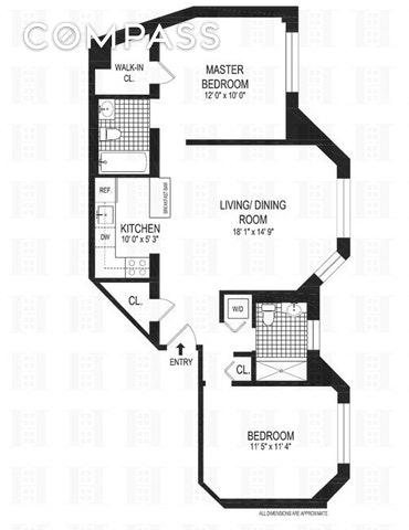 Unit J2D at 61-20 71st Avenue, Ridgewood, NY 11385