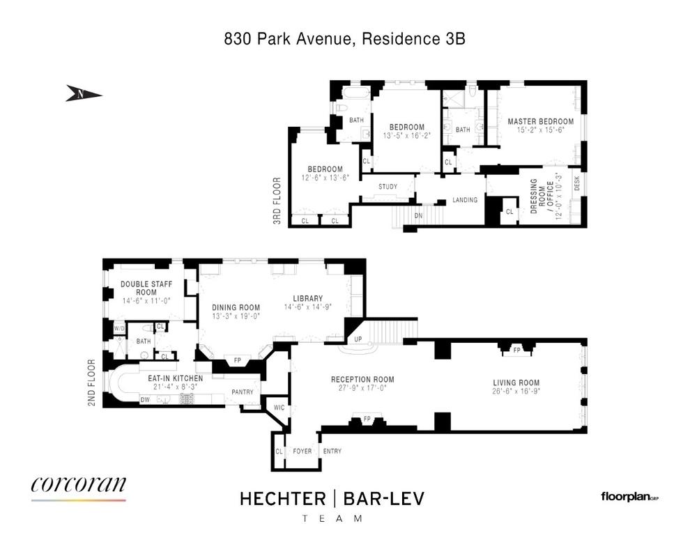 Unit 2B at 830 Park Avenue, New York, NY 10021