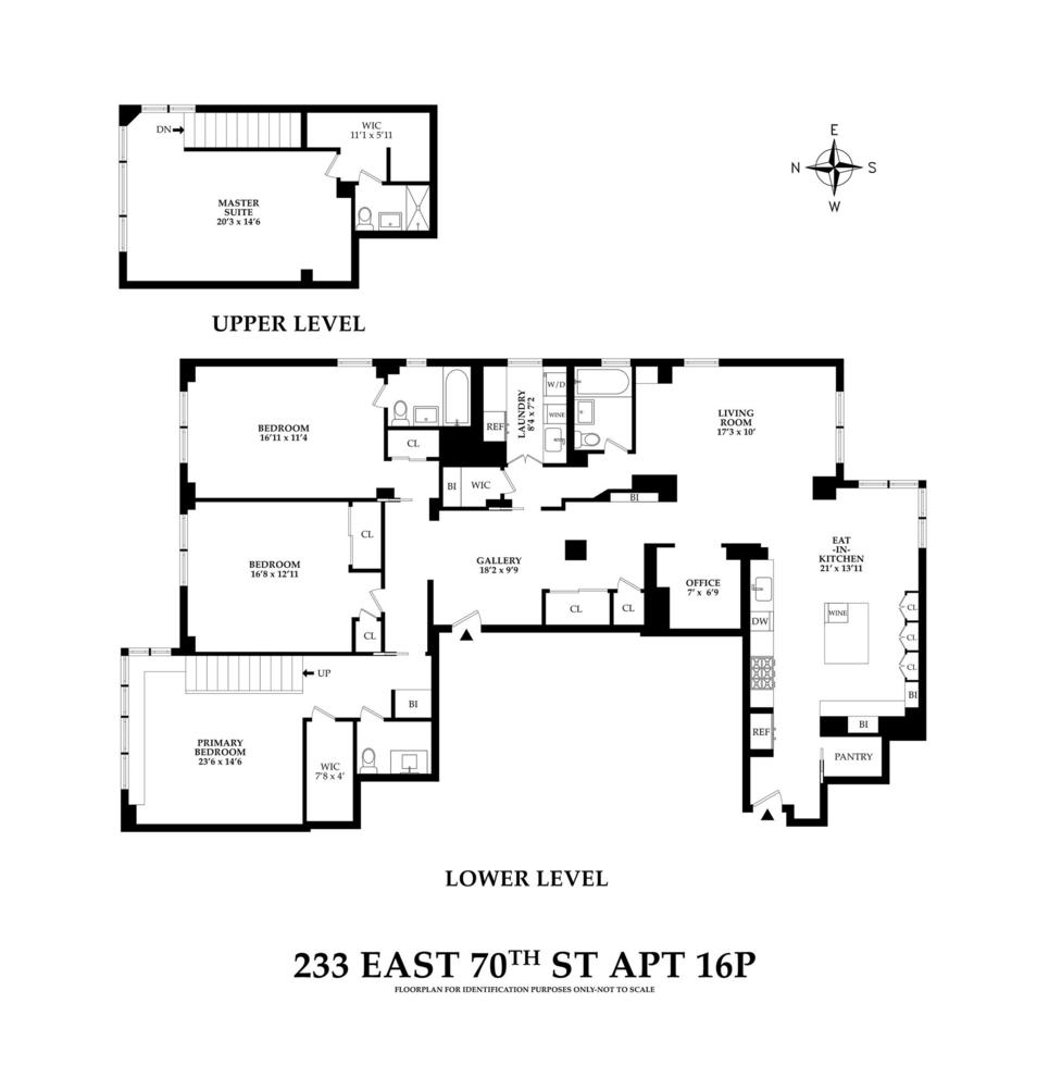 Unit 16P at 233 East 70th Street, New York, NY 10021