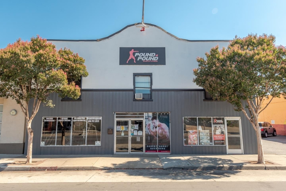 Building at 7648 Monterey Street, Gilroy, CA 95020