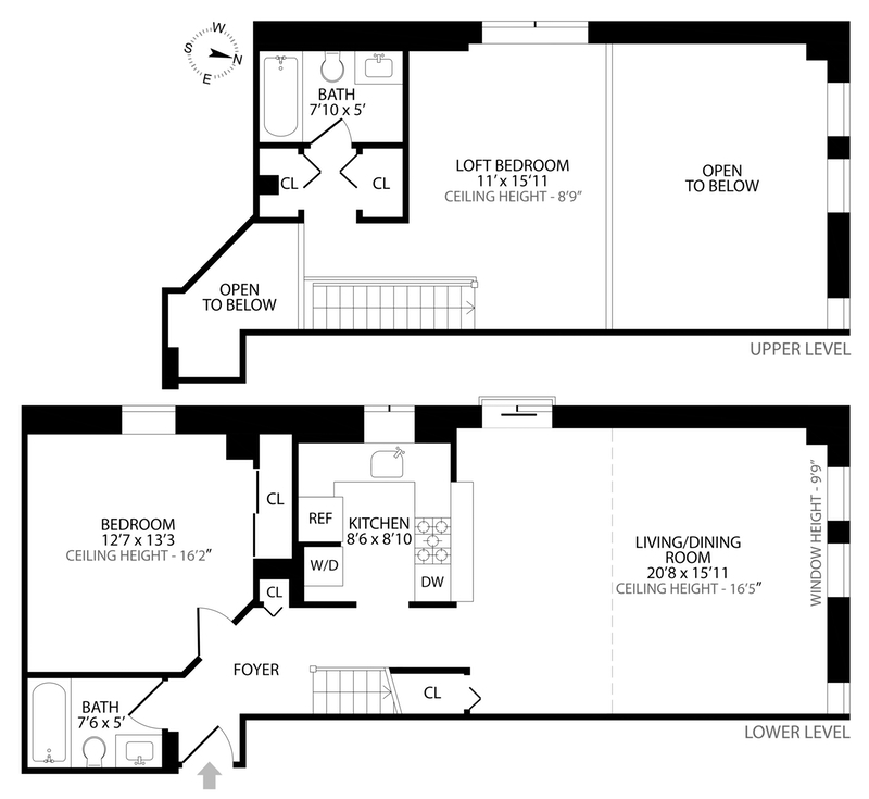 Unit D3C at 61-20 71st Avenue, Ridgewood, NY 11385