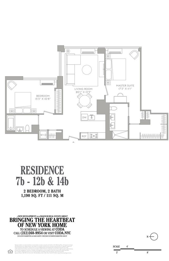 Unit 10B at 385 1st Avenue, New York, NY 10010