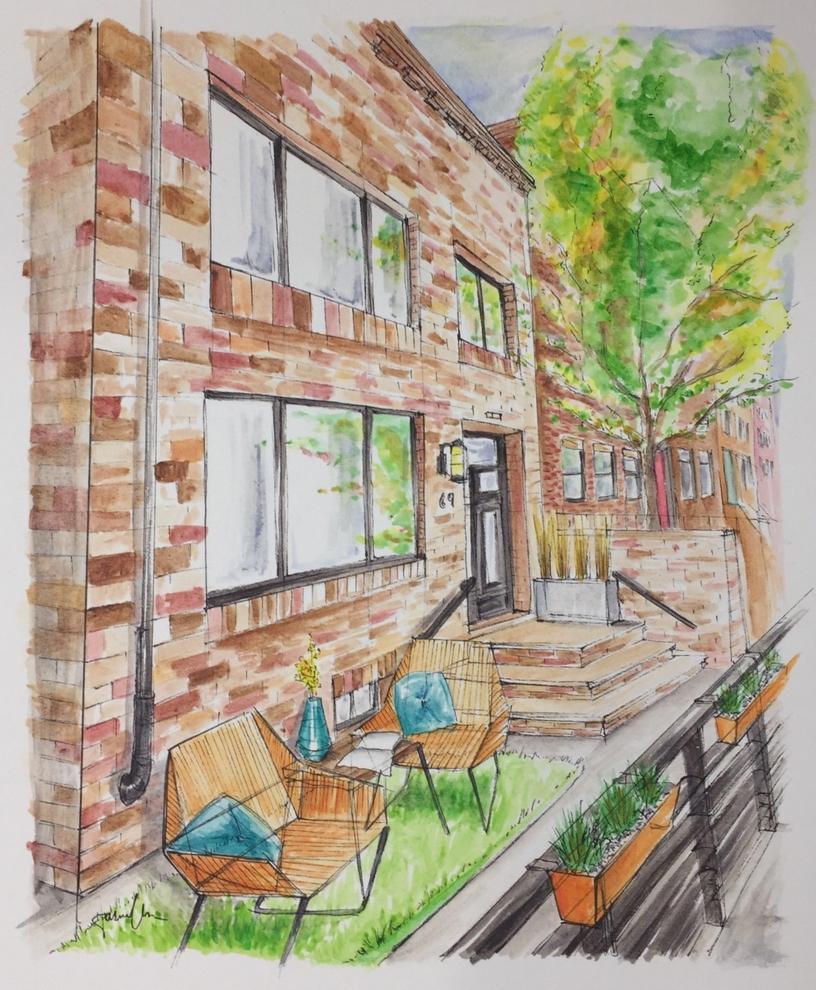 69 Carlton Avenue, Brooklyn, NY 11205: Sales, Floorplans