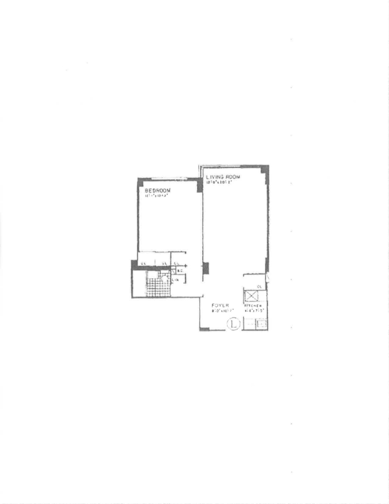 Unit 3L at 211 East 53rd Street, New York, NY 10022